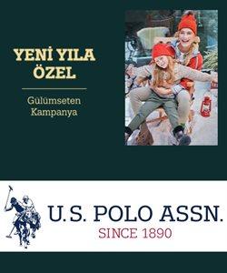 U.S. POLO ASSN. kataloğu ( Süresi geçmiş )