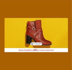 Moda fırsatları Ankara U.S. POLO ASSN. kataloğu ( Dün yayınlandı )