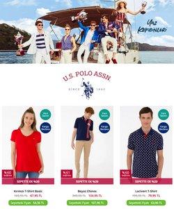 U.S. POLO ASSN. broşürdeki U.S. POLO ASSN. dan fırsatlar ( 6 gün kaldı)