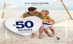 İstanbul broşürdeki U.S. POLO ASSN.dan fırsatlar