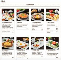 Kafe ve Restoranlar fırsatları Erzurum Pelit kataloğu ( Uzun geçerlilik )