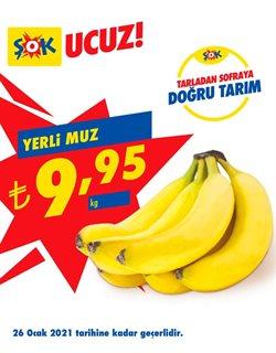 Süpermarket fırsatları Ankara Şok Market kataloğu ( 2 gündür yayında )