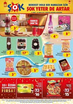 Şok Market broşürdeki Ramazan dan fırsatlar ( 13 gün kaldı)