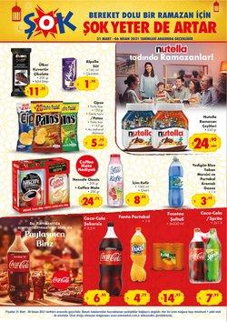Süpermarket fırsatları Şok Market kataloğu ( 14 gün kaldı )