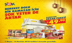 Antalya broşürdeki Şok Marketdan fırsatlar