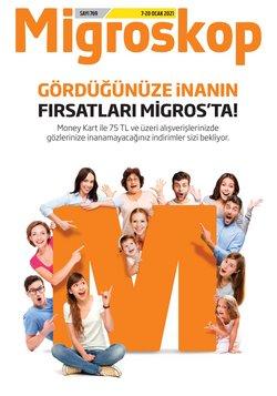 Süpermarket fırsatları Migros kataloğu ( 3 gün kaldı )