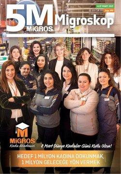 Migros kataloğu ( 2 gündür yayında )