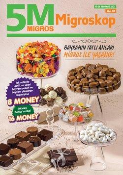Migros broşürdeki Süpermarketler dan fırsatlar ( Bugün son gün)