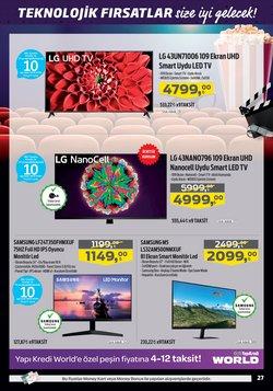 Migros broşürdeki Samsung dan fırsatlar ( Yarın son gün)
