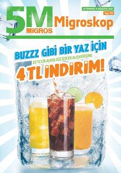 Migros broşürdeki Migros dan fırsatlar ( 9 gün kaldı)