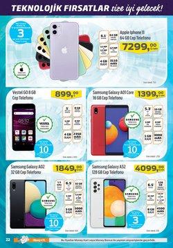 Migros broşürdeki Apple dan fırsatlar ( 11 gün kaldı)