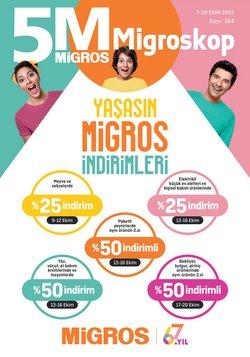 Migros kataloğu ( Dün yayınlandı)