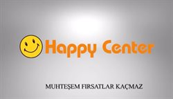 Happy Center kataloğu ( 3 gün kaldı )