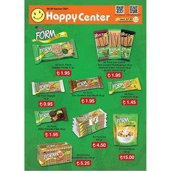 Happy Center broşürdeki Happy Center dan fırsatlar ( 16 gün kaldı)
