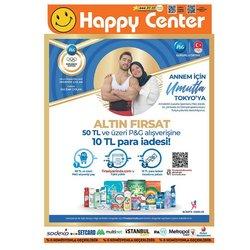 Happy Center broşürdeki Happy Center dan fırsatlar ( Süresi geçmiş)