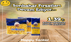 İstanbul broşürdeki Happy Centerdan fırsatlar