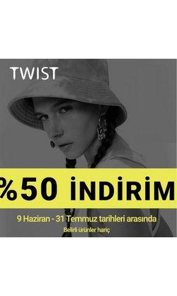 Twist broşürdeki Twist dan fırsatlar ( 3 gün kaldı)