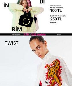 Twist broşürdeki Twist dan fırsatlar ( 9 gün kaldı)