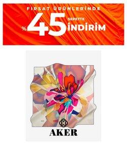 Erzurum Aker kataloğu ( Süresi geçmiş )
