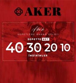 Erzurum Aker kataloğu ( 4 gün kaldı )