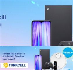 Turkcell kataloğu ( 2 gündür yayında )