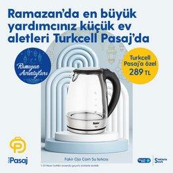 Turkcell kataloğu ( Dün yayınlandı )