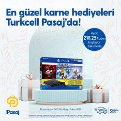 Turkcell broşürdeki Teknoloji ve Beyaz Eşya dan fırsatlar ( 4 gün kaldı)