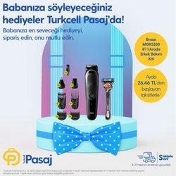 Turkcell broşürdeki Teknoloji ve Beyaz Eşya dan fırsatlar ( Bugün son gün)