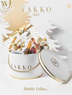 Vakko broşürdeki Yılbaşı dan fırsatlar ( 10 gün kaldı)