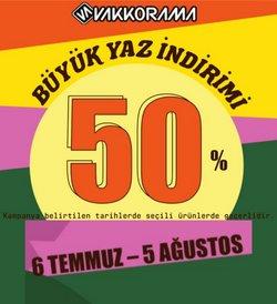 Vakkorama broşürdeki Vakkorama dan fırsatlar ( 8 gün kaldı)