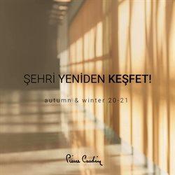 Pierre Cardin kataloğu ( Süresi geçmiş )