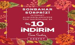 İzmir broşürdeki Pierre Cardindan fırsatlar