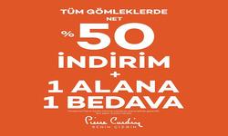 Ankara broşürdeki Pierre Cardindan fırsatlar