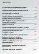 Arçelik broşürdeki Samsung dan fırsatlar ( 4 gün kaldı)