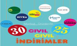 Adana broşürdeki Boğalar Alışveriş Merkezidan fırsatlar