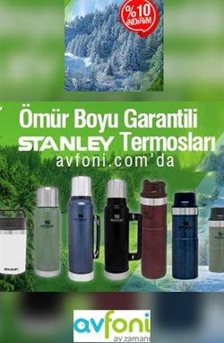 Spor fırsatları İzmir Avfoni kataloğu ( Dün yayınlandı )