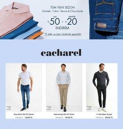 Cacharel broşürdeki Giyim, Ayakkabı ve Aksesuarlar dan fırsatlar ( 4 gün kaldı)