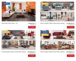 Ev ve Mobilya fırsatları Modalife Mobilya kataloğu ( 14 gün kaldı )