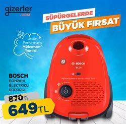 Elektronik ve Beyaz Eşya fırsatları İstanbul Gizerler Süpermarket kataloğu ( 5 gün kaldı )