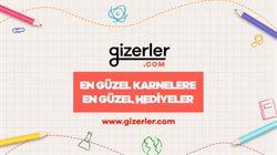 Elektronik ve Beyaz Eşya fırsatları İstanbul Gizerler Süpermarket kataloğu ( 12 gün kaldı )