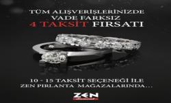 İstanbul broşürdeki Zen Diamonddan fırsatlar