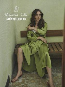 Massimo Dutti broşürdeki Massimo Dutti dan fırsatlar ( 14 gün kaldı)