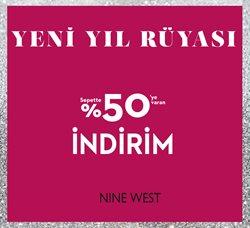 İzmir Nine West kataloğu ( Süresi geçmiş )