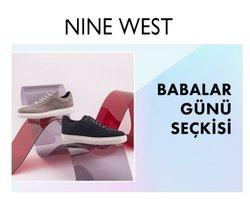 Nine West broşürdeki Nine West dan fırsatlar ( 7 gün kaldı)