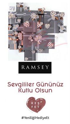 Ramsey kataloğu ( Süresi geçmiş )