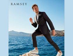 Ramsey broşürdeki Ramsey dan fırsatlar ( Uzun geçerlilik)