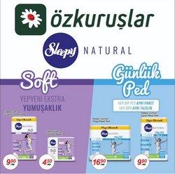 Özkuruşlar Market broşürdeki Özkuruşlar Market dan fırsatlar ( Yarın son gün)