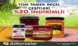 İstanbul broşürdeki Özkuruşlar Marketdan fırsatlar