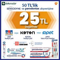 Çayırova Özkuruşlar Market indirim kuponu ( 7 gün kaldı )