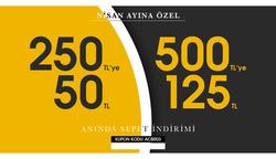 İstanbul broşürdeki Altınyıldızdan fırsatlar